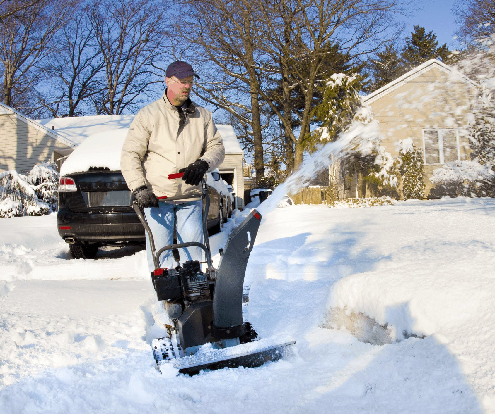 Residential Snow Removal in Kingsport, Johnson City, Bristol , Southwest Virginia, Haslett, Gray, Sullivan County, Hawkins County, and More