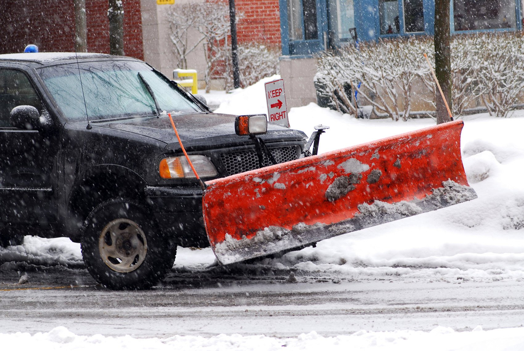 Kingsport, Johnson City, Bristol  Snow Removal